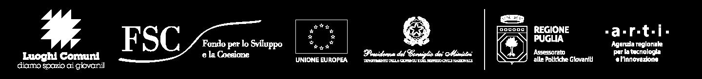 Progetto Luoghi Comuni - Regione Puglia